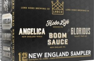 Four Lord Hobo Flavors