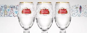 Stella Artois water.org campaign