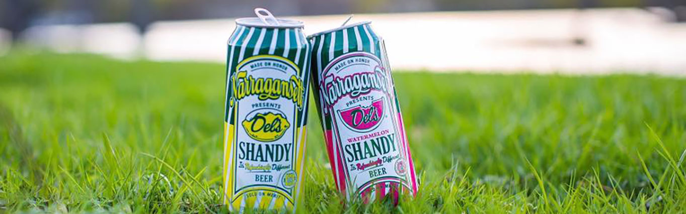 : narragansett beer, summer beer, watermelon shandy, beverage distributor, Connecticut, Rhode Island, Mancini Beverage